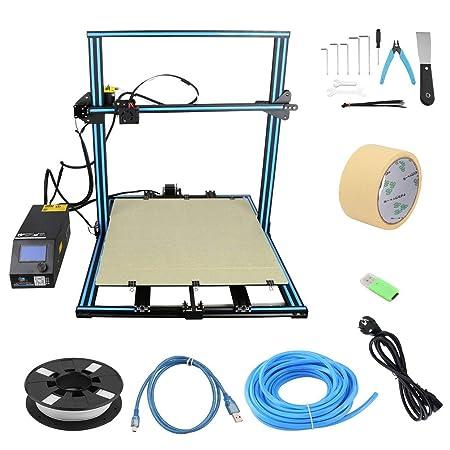 Kitechildhrrd Creality CR-10S 500 - Impresora 3D con Pantalla de ...