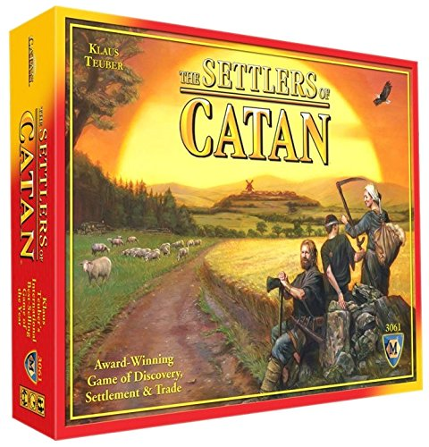 The Settlers of Catan image