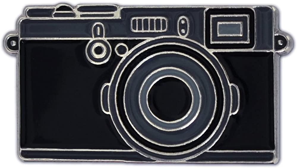 PinMart Trendy Black Camera...