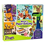 World of Paper Quilling - Fun Craft Kit - Complete Quilling Set for Beginners - Contains: Automated Quilling...