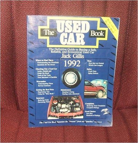 Download The Used Car Book 1992 PDF, azw (Kindle), ePub, doc, mobi