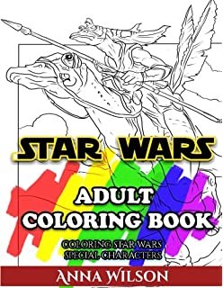 star wars adult coloring book coloring star wars special characters - Star Wars Coloring Books