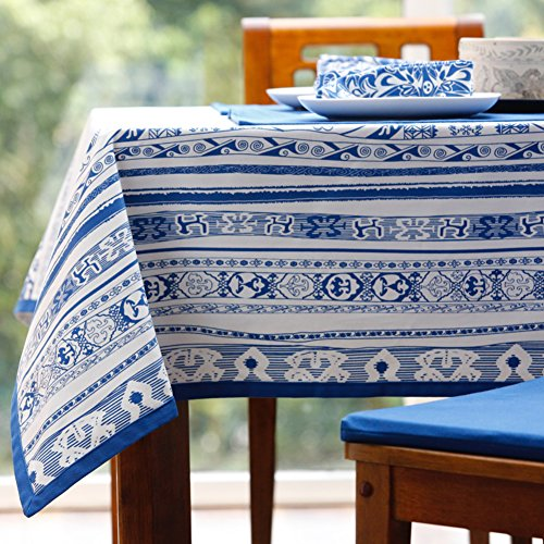 the chinese table-cloth/table runner/table mat / table cloth-A 140x200cm(55x79inch) by LWZY TableCloths