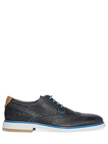 Póster. Polo Assn. Zapatos con Cordones para Hombre, Color Negro ...