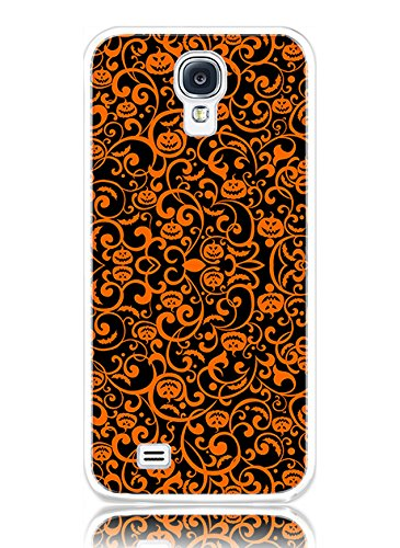S5 Case Bumper Ultra Slim TPU Cover for Samsung Galaxy S5 Halloween Little Pumpkin