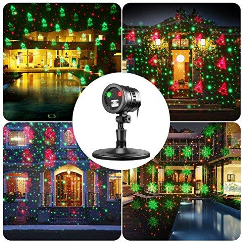 Santa Garden Lights in US - 3