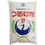 自然食つるむぎ 押麦 1kg 九州産 大麦 麦ごはん