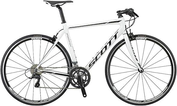 Bicicleta de carretera para hombre Scott Speedster 50 24., blanco ...
