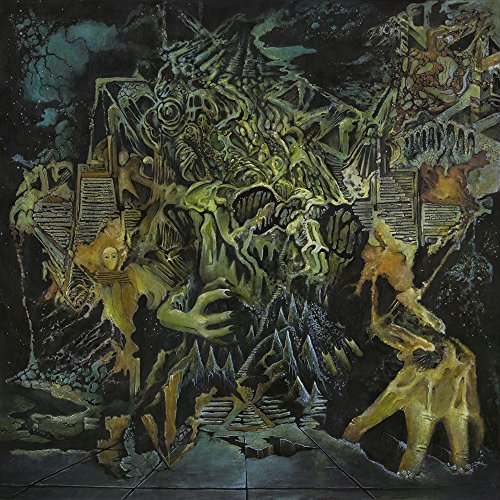 CD : King Gizzard and the Lizard Wizard - Murder Of The Universe (CD)