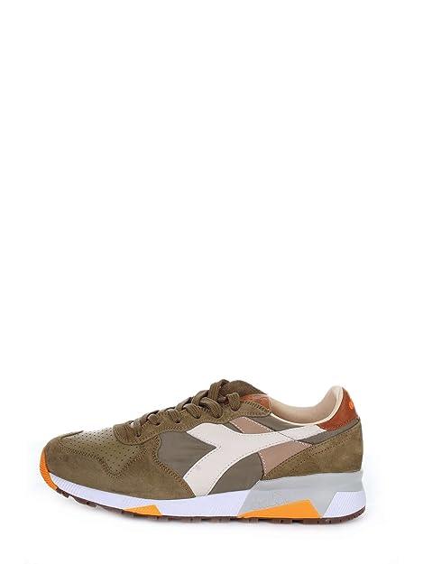 Shoes Click - Zapatillas de Otra Piel para hombre, color verde, talla 45 EU