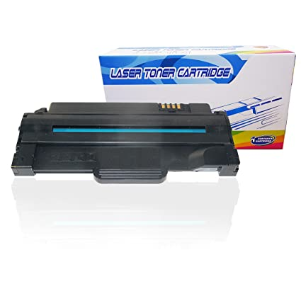 Inktoneram Compatible Toner Cartridge Replacement for Dell 1130 1130n 1133  1135n High Yield 330-9523 2 5K (Black)