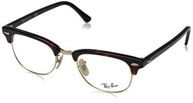 ray ban glasss  ray ban frame rx 5154 rx5154 2372 metal acetate brown