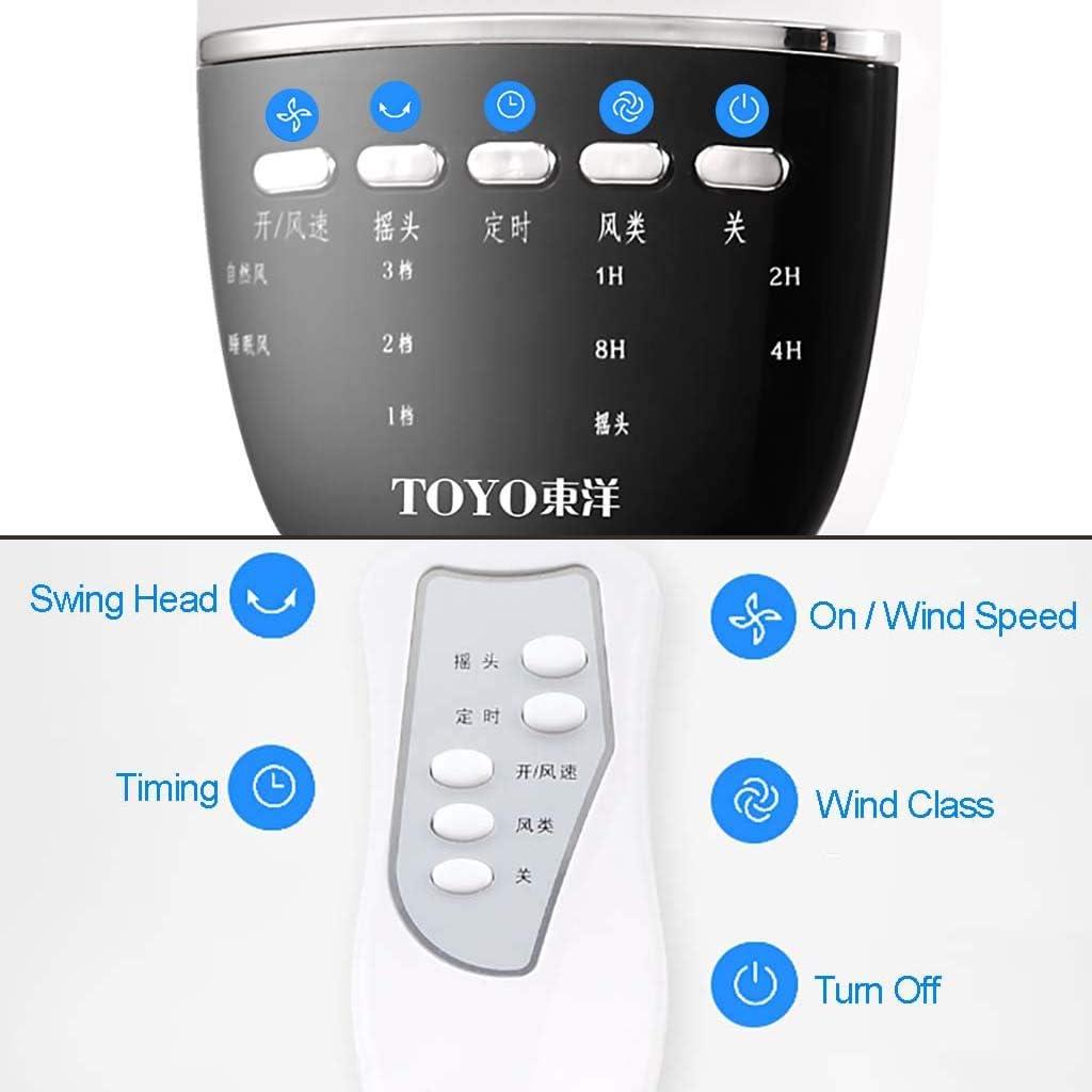 Remote Control Included 18 Inch Wall Mount Fan Commercial Grade Oscillating Fan 3 Speed Settings 2 Wind Class Settings