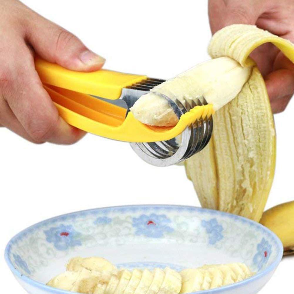 TrifyCore DIY Outil Trancheur Banane 1 PC