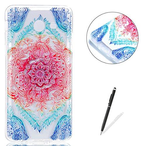 KaseHom Samsung Galaxy J5 2017 Case Art Painting