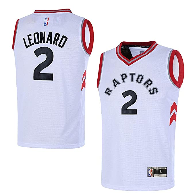 save off f5e6e c4db9 Outerstuff Youth Toronto Raptors 8-20 #2 Kawhi Leonard Jersey