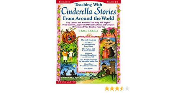 Amazon Teaching With Cinderella Stories From Around The World