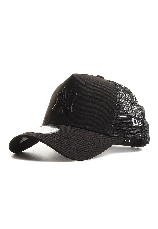 Cappello trucker League Essential New York Yankees nero su nero New Era NEXSJ|#New Era 80524792