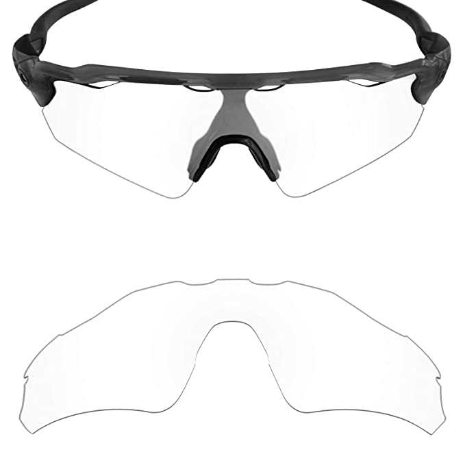 ca2c7f634d Image Unavailable. Image not available for. Color  Mryok UV400 Replacement  Lenses for Oakley Radar EV Path ...