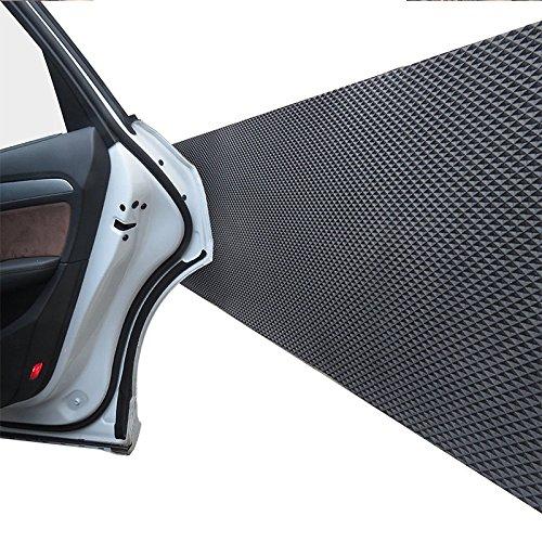 TiooDre Porta Protezione Car Door Protector Garage Protezione parete in gomma antigraffio sicurezza parcheggio 200 x 20 cm