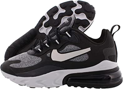 Nike Air Max 270 React (Optical), Sneakers Donna, Scarpe Casual Donna, AT6174 001. (37.5 EU)
