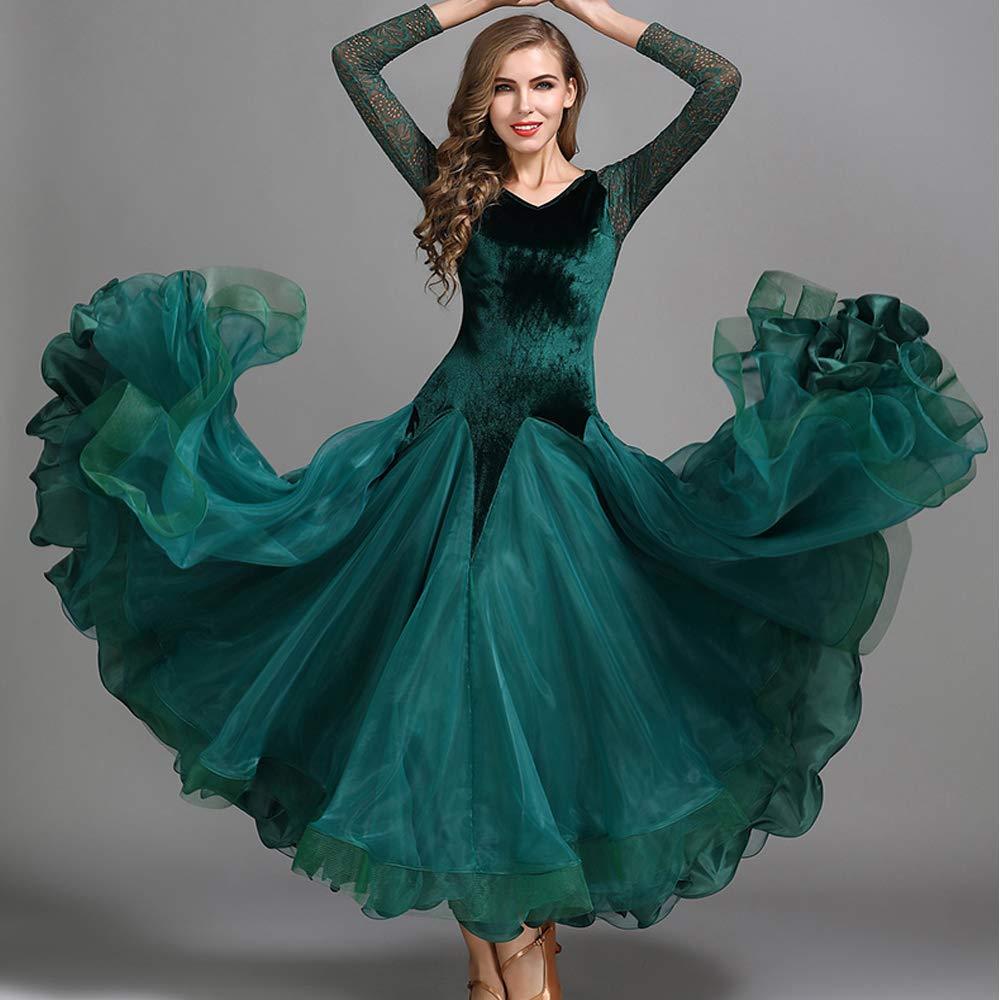 d4b4239752 Dark Green Velvet Dress Plus Size - Gomes Weine AG