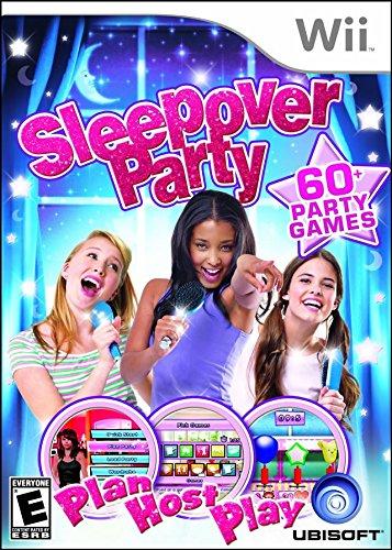 Sleepover Party - Nintendo Wii by Ubisoft