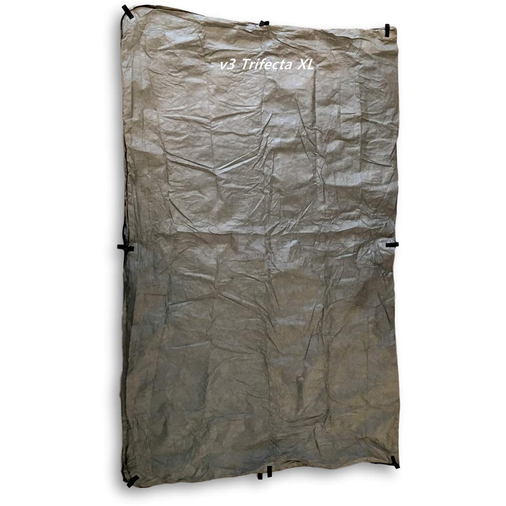 2GoSystems Trifecta v3 (XL) Thermally Reflective - Bivvy/Tarp / Blanket