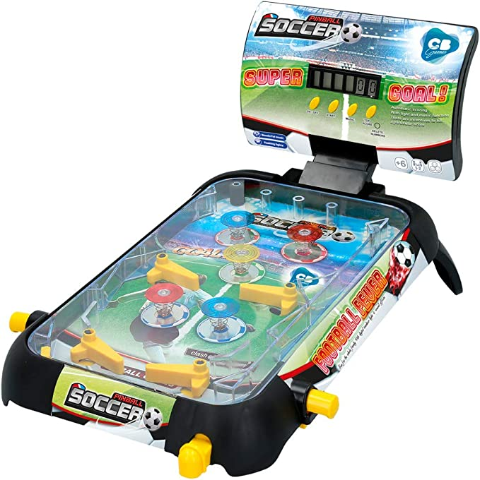 ColorBaby - Pinball fútbol (43872): Amazon.es: Juguetes y juegos