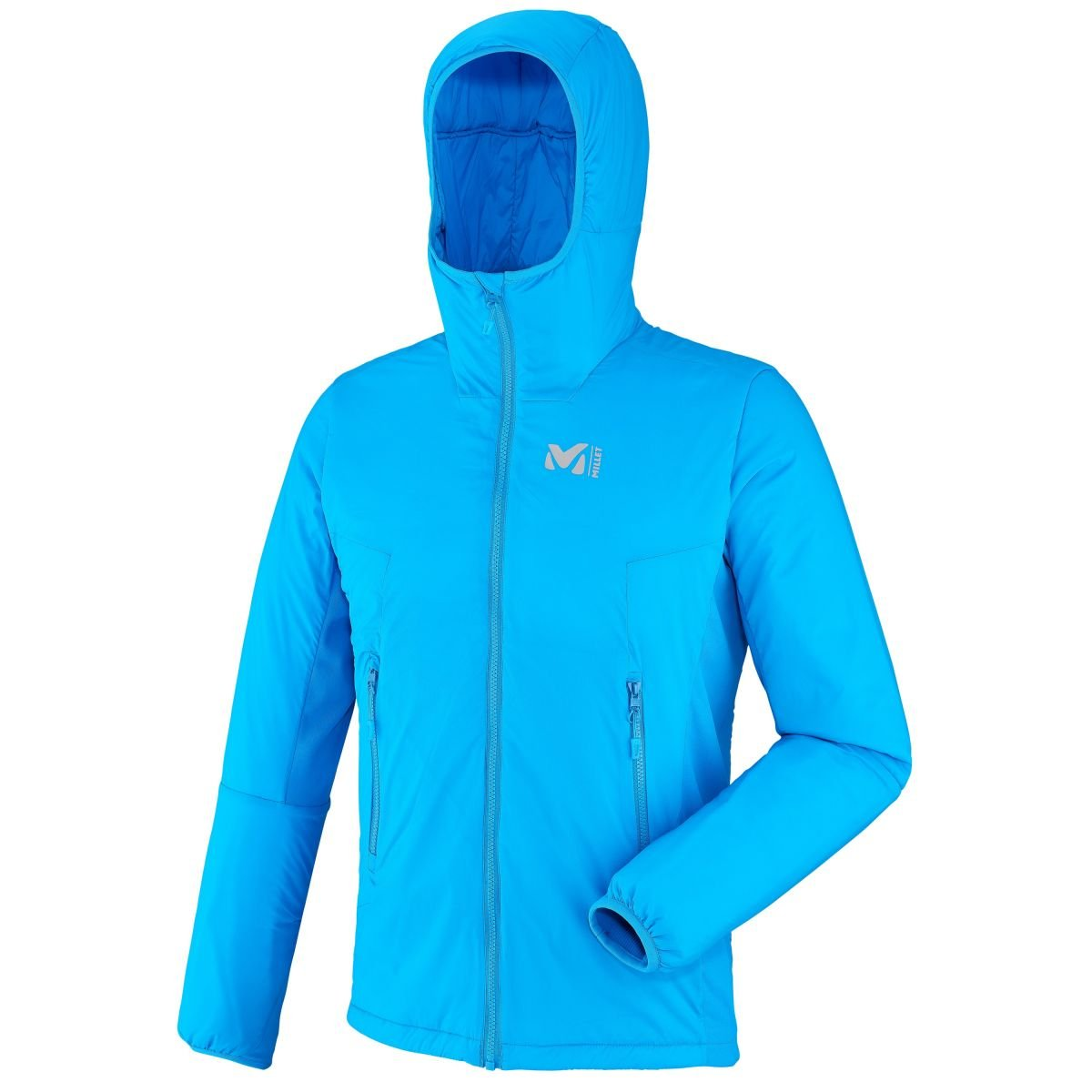 Millet Mana Stretch Hoodie Homme Electric Blue - Electric Blue - Xl - Electric Blue