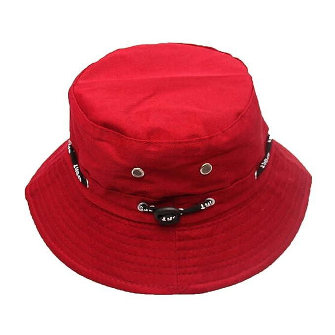 nouveau style de design de qualité frais frais Amazon.com: Fashion Summer Style Fishing bob Chapeau Bucket ...