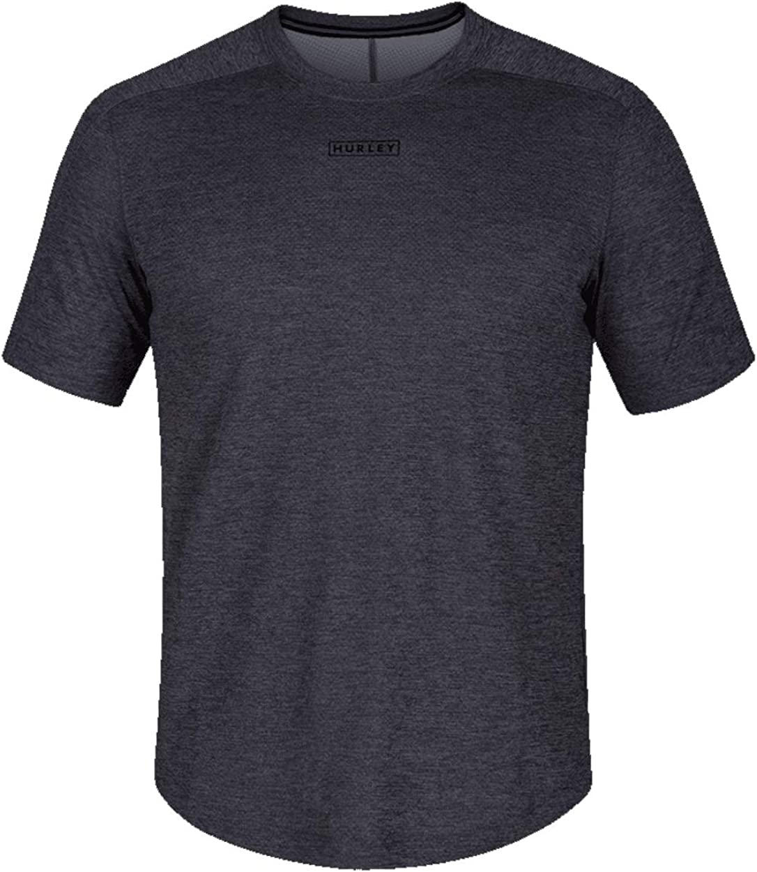 Hurley Mens Royal Blue Quick Dry Breathe Short Sleeve Tee