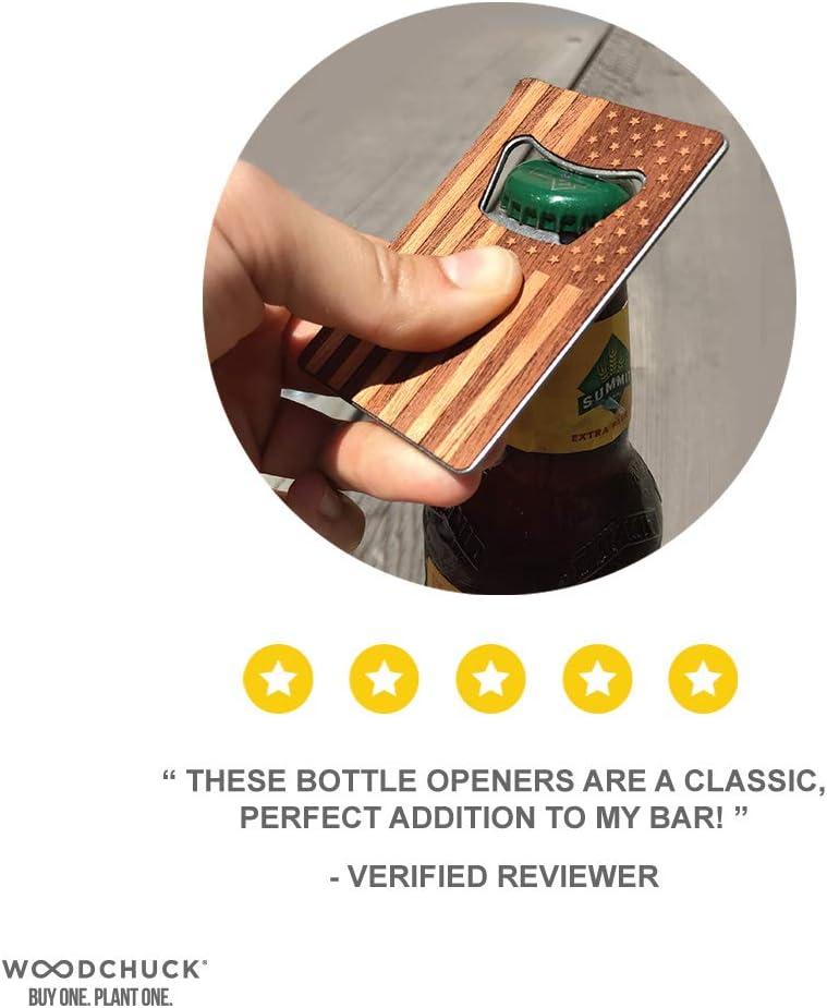 Woodchuck-Credit Card Bottle Opener