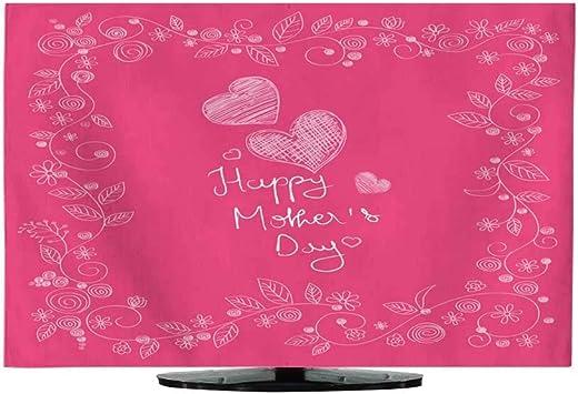 TV Cover Happy Mother s Day Celebration - Dibujo Digital de Mano ...