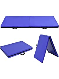 Amazon.com: Exercise Mats - Accessories: Sports & Outdoors