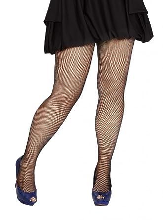 Net backseamed pantyhose sizes