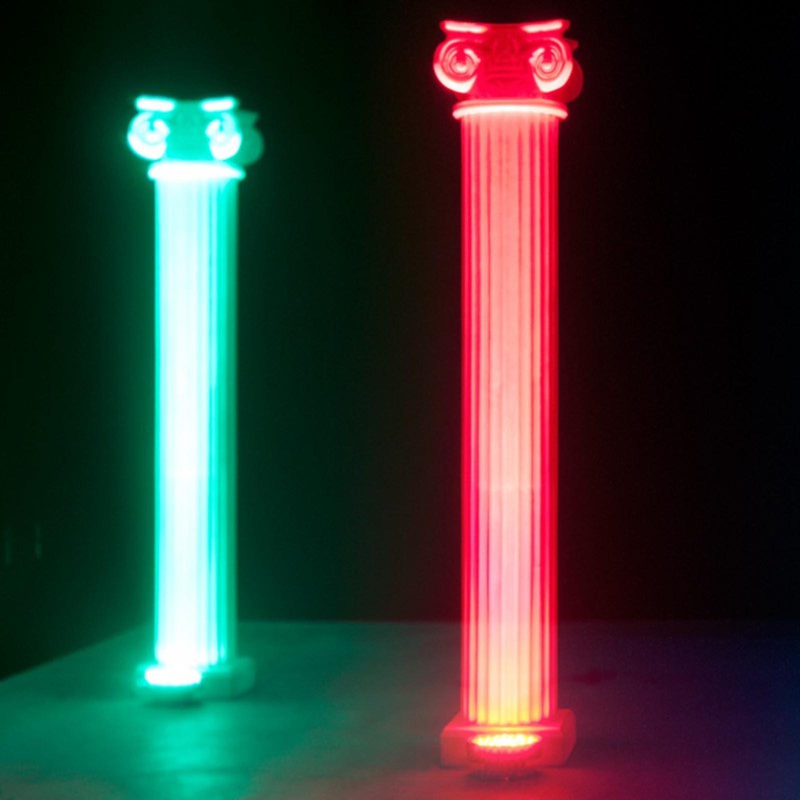 American DJ ADJ Mega Par Profile Plus LED RGB+UV Slim Par Can Wash Effect Light (6 Pack) by ADJ (Image #10)