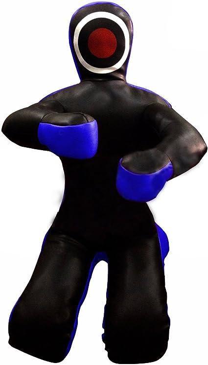 """MMA Grappling dummy wrestling bag 48/"""" black"""