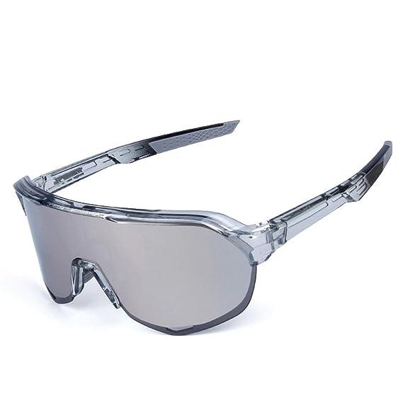 Amazon.com: Gafas de ciclismo para bicicleta, gafas de sol ...
