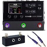 【フットスイッチTT-2+ケーブルTD10SP2付】LINE6 HX STOMP マルチエフェクター 超コンパクト・プロフェッショナル・ギター・プロセッサー