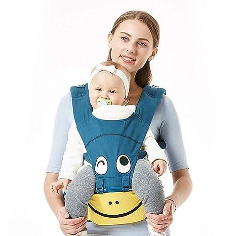 JIALIANG Mochila portabebés para bebés recién Nacidos a niños ...