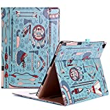 Apple iPad Pro 12.9 Case - ProCase Stand Folio Case Cover for iPad Pro 12.9 Inch (Both 2017 and 2015 Models), with Multiple Viewing Angles, Auto Sleep/Wake, Apple Pencil Holder - Native