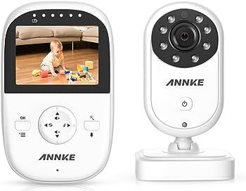 ANNKE Premium Wireless Compact Video Baby Monitor