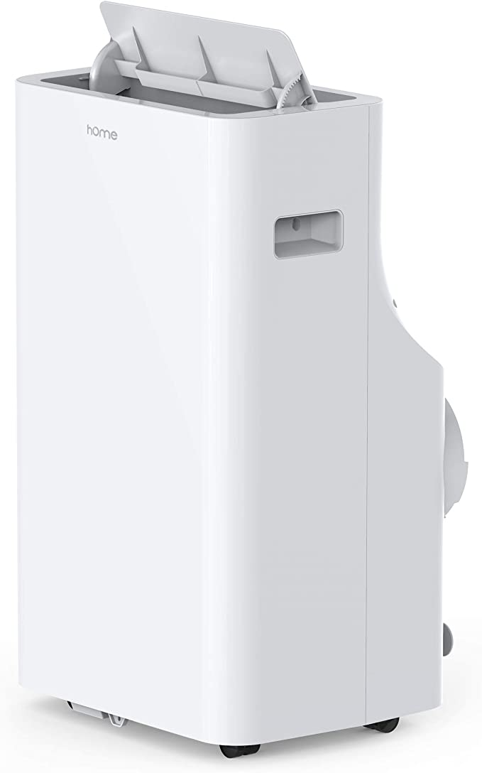 hOmelabs Portable Air Conditioner - 14000 BTU Quiet AC with Removable Washable Filter