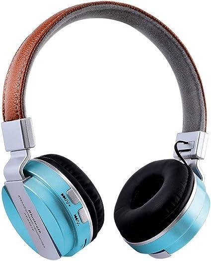 NOVAp Casque de Jeu Pliable sans Fil Bluetooth Écouteurs