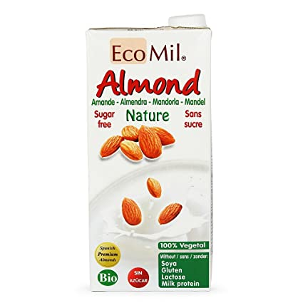 ECOMIL ALMOND NATURE 1 Litro