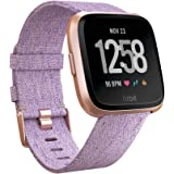 Fitbit Versa, Smartwatch con Funzione di Activity Tracker Unisex Adulto