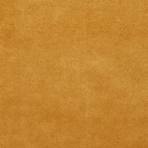 C060 Gold Solid Microsuede Microfiber Suede Ultra Durable Upholstery Grade Fabric By The Yard (Ultra Suede Fabric Upholstery compare prices)