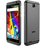 Spice XLIFE M5 Pro Android Mobile Phone (8 GB ) - Grey