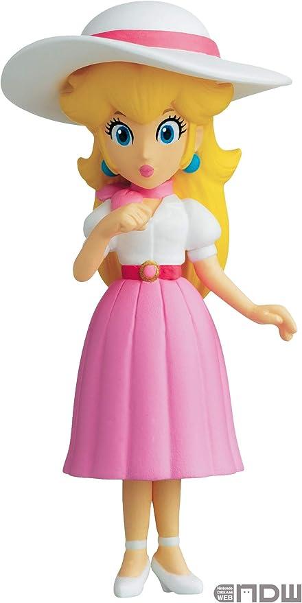 Furuta Choco Egg Party Super Mario Odyssey Mini Figure 14 Princess Peach